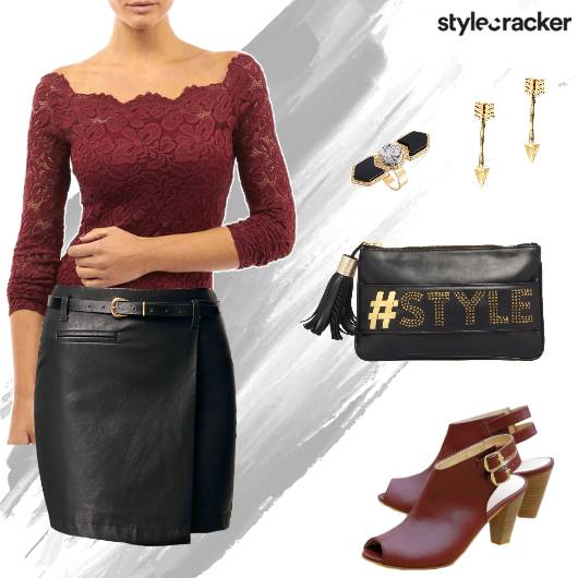 Weekend Party Dinner NightOut  - StyleCracker