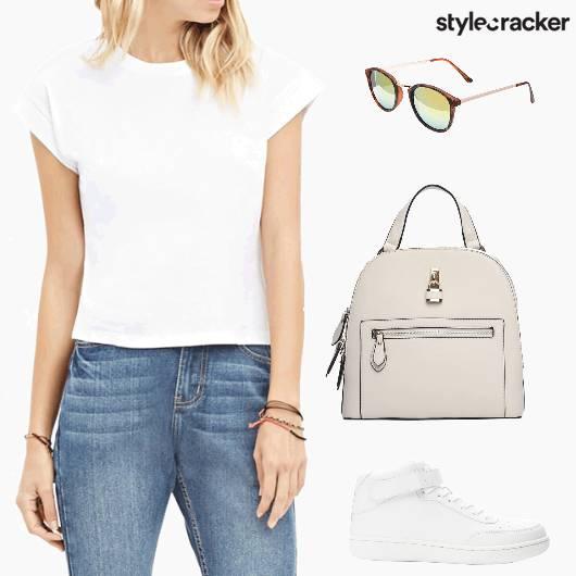 Casual College OntheGo Sneakers - StyleCracker