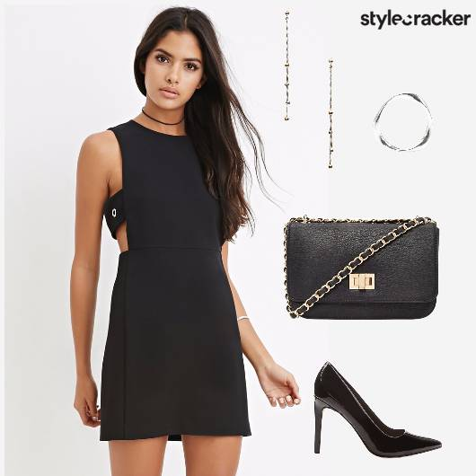 Party Dress Night Sling - StyleCracker
