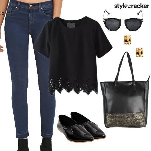 Top Jeans Work Casual Summer - StyleCracker