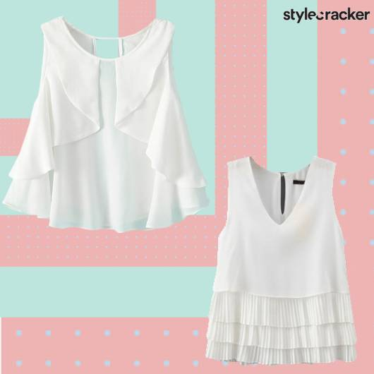 SCLoves Summer WhiteTops - StyleCracker