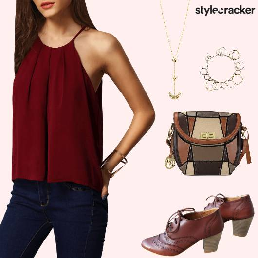Casual Day Shopping Lunch - StyleCracker
