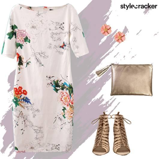Lunch Formal Meeting Summer Dress - StyleCracker