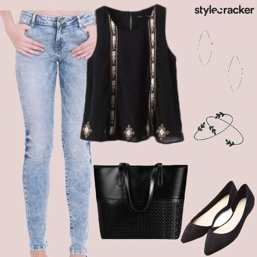 Casual Day Work Lunch Shopping - StyleCracker