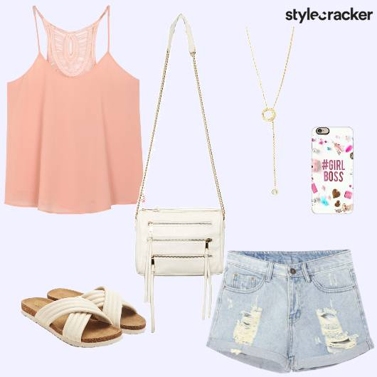 Casual College Dayout Shopping - StyleCracker