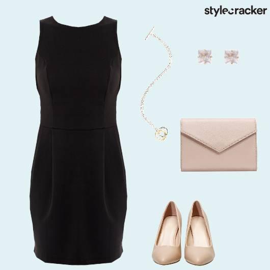 Dress Pumps EnvelopeClutch Dinner - StyleCracker