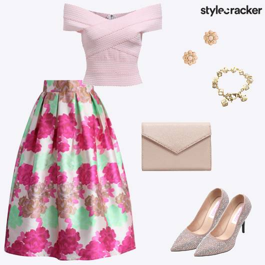 Formal Lunch Dayout Party  - StyleCracker