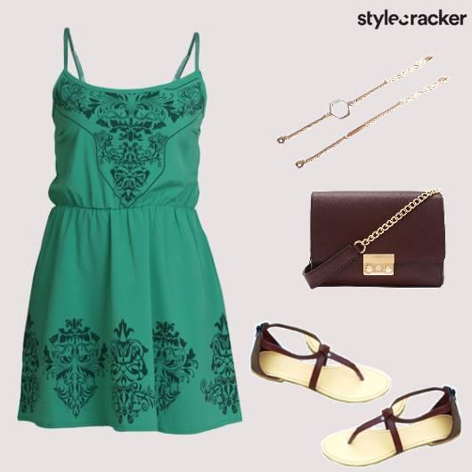 Casual Dress Summer Flats - StyleCracker