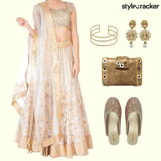 Indian Festive Wedding Ethnic - StyleCracker
