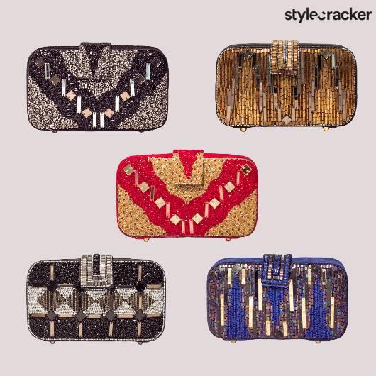 SCLoves EmbellishedClutch  - StyleCracker