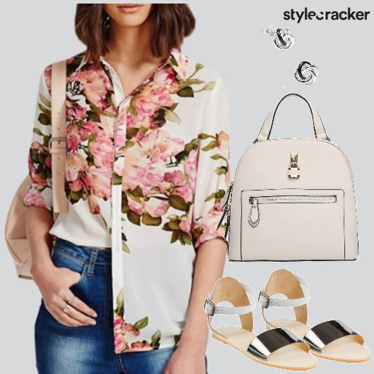 Floral Shirt Summer Casuals - StyleCracker