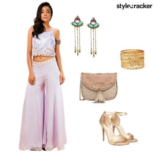 PalazzoPants Pastels Indian Summer  - StyleCracker
