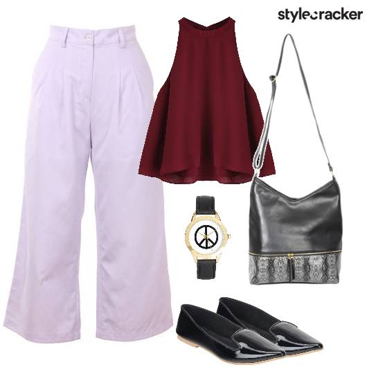 Camitop Pants Summer Brunch Watch  - StyleCracker