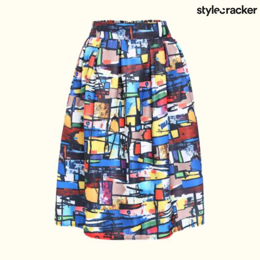 SCLoves Pleated Skirt - StyleCracker