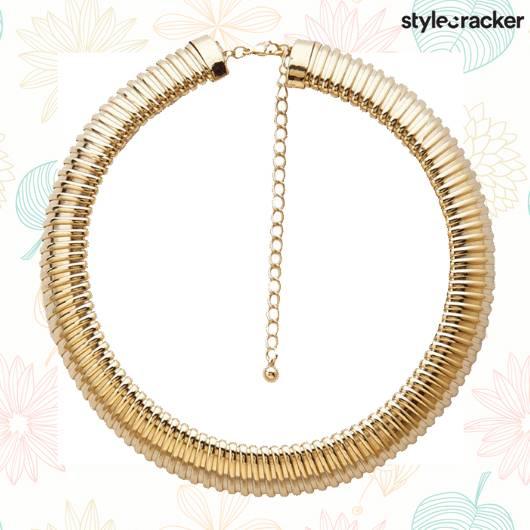 SCLoves Gold Necklace - StyleCracker