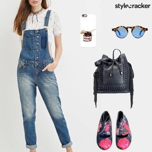 Casual Lunch Shopping Summer  - StyleCracker