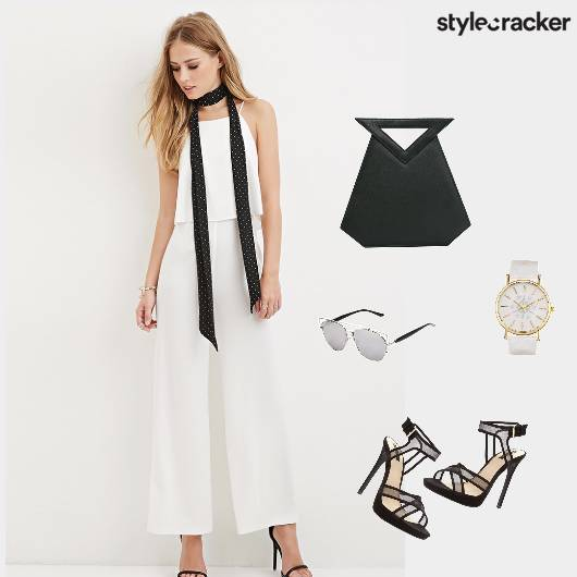 Jumpsuit Brunchlook Summer  - StyleCracker