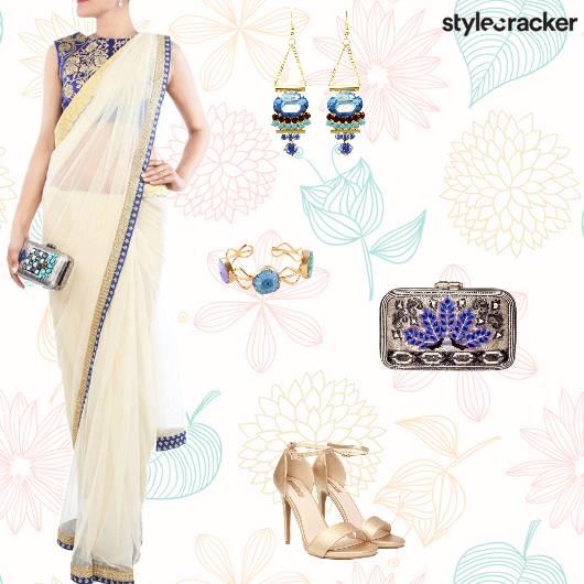 Indian Ethnic Saree Classic - StyleCracker