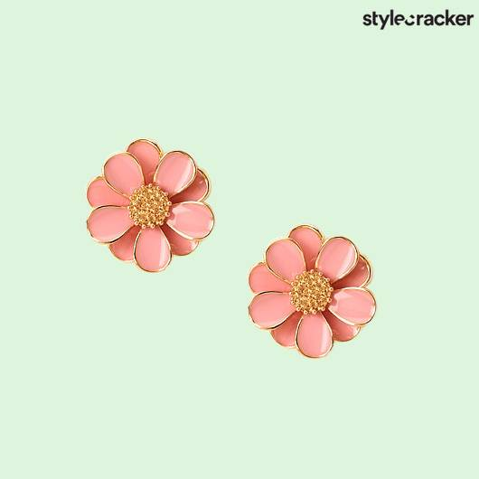 SCLOVES Earrings Studs  - StyleCracker