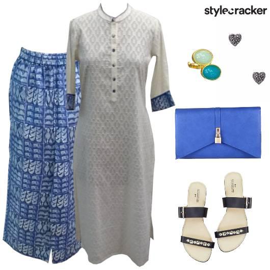 Indian Ethnic Casual Summer Basics - StyleCracker