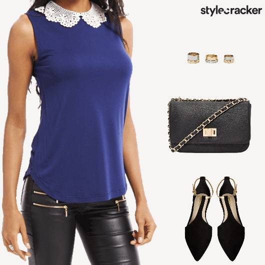 Casual Dinner Night Top - StyleCracker