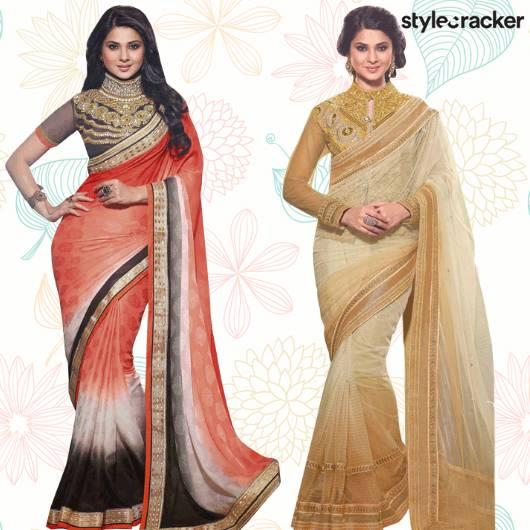 SCLoves Festive Sarees - StyleCracker
