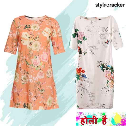SCLoves Floral Dresses  - StyleCracker