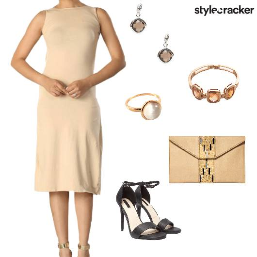 BodyCon Midi Dress Summer Easter - StyleCracker