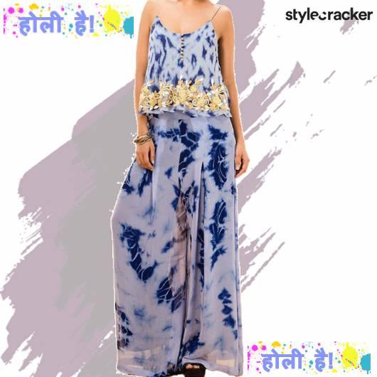SCLOVES TIEANDDYE INDIAN HOLI - StyleCracker