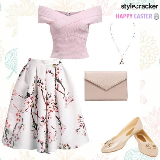 Day Formal Easter Midi Skirt - StyleCracker