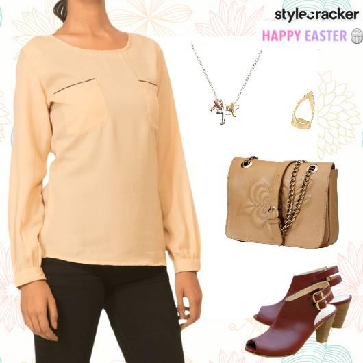 Casual Top Handbag Easter - StyleCracker