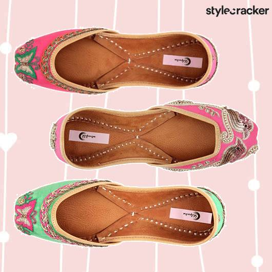 SCLoves Ethnic Indian Juttis - StyleCracker