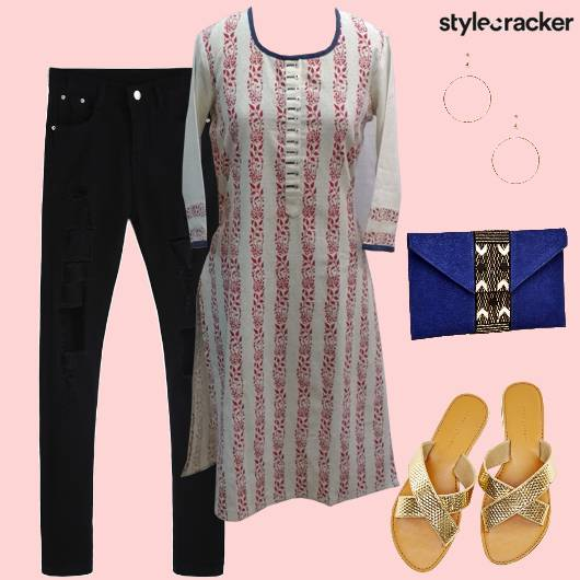 Kurta Indian Casual Summer  - StyleCracker