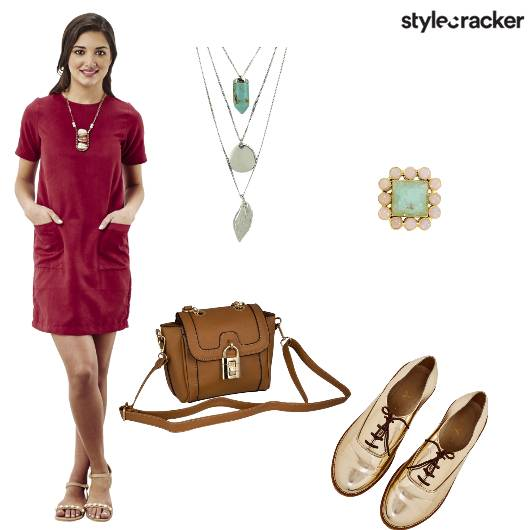 SummerReady Brunch Dressy Oxfords - StyleCracker