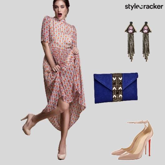 Prints Dress Summer Event - StyleCracker
