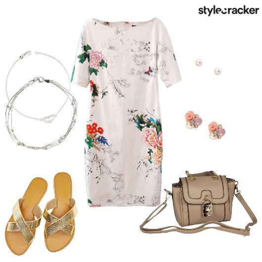 SummerCasuals Satchel FloralPrint  - StyleCracker