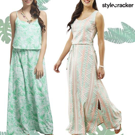 SCLoves Casual Summer Maxi Dresses - StyleCracker