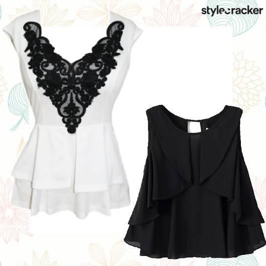 SCLoves Formal Tops - StyleCracker
