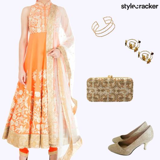 Ethnic Festive Indian Wedding Sangeet - StyleCracker