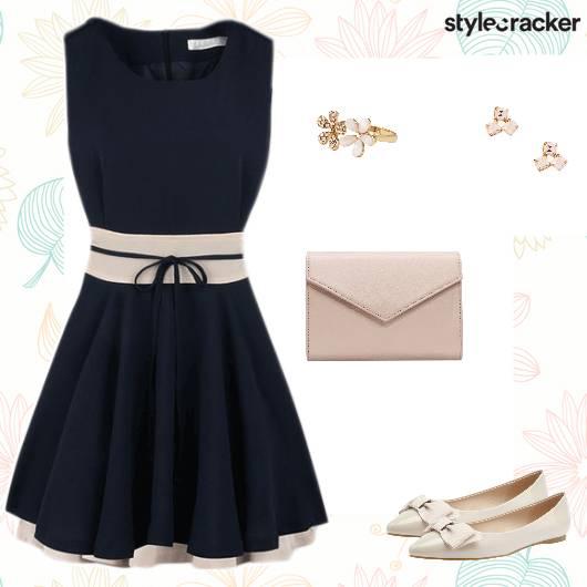DateNight Dinner Formal Dress  - StyleCracker