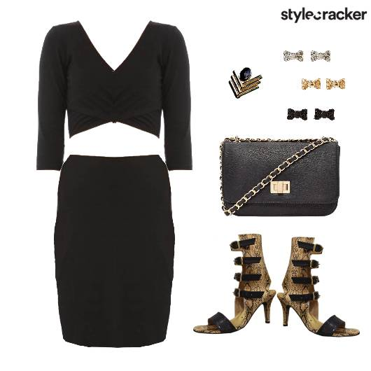 Dinner Party SlingBag Gladiator TwinSet  - StyleCracker