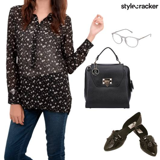 Casual Work Shopping Spectacles  - StyleCracker