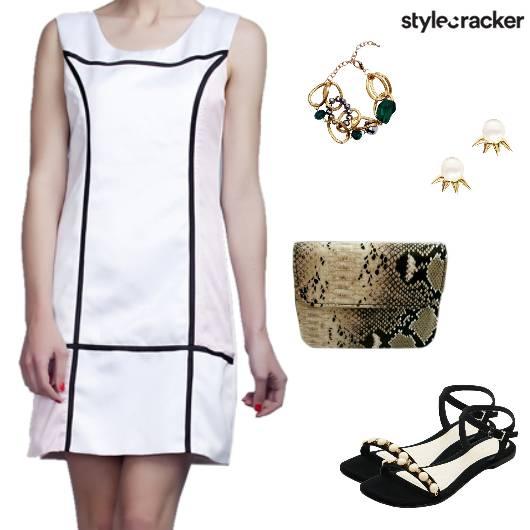 Casual Lunch Tunic Dress - StyleCracker