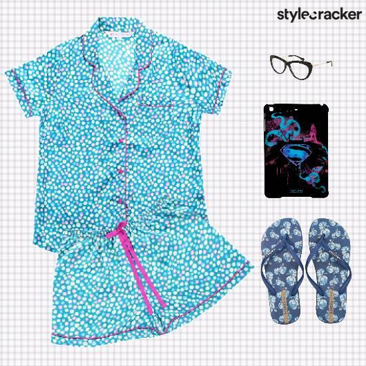 PyjamaParty NightWear Comfort Sleepover - StyleCracker