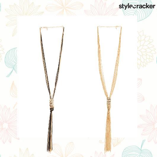 SCLoves Long Tassel Necklaces - StyleCracker