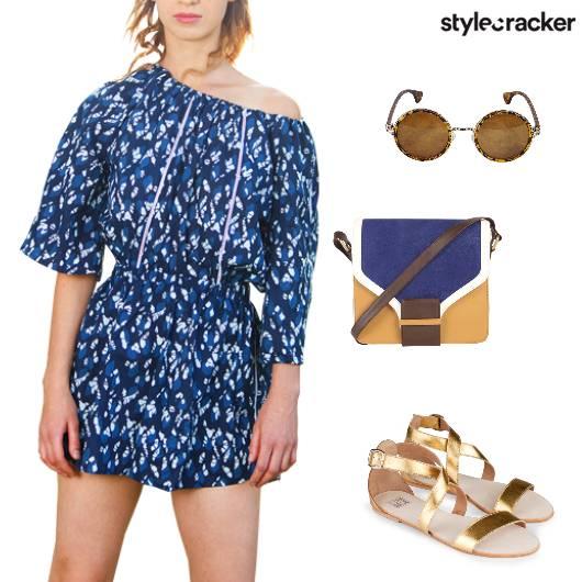 Prints Rompers Summer Beach Chill - StyleCracker