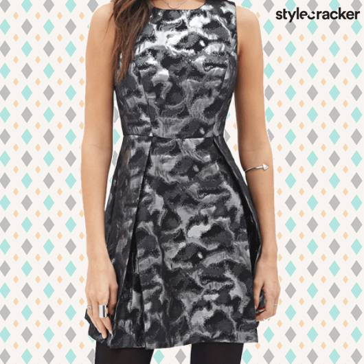 SCLoves Metallic Dresses - StyleCracker