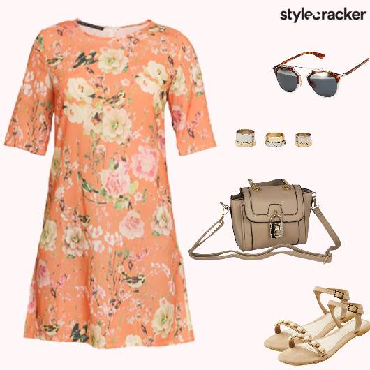 Casual Summer Dress Movie Shopping - StyleCracker