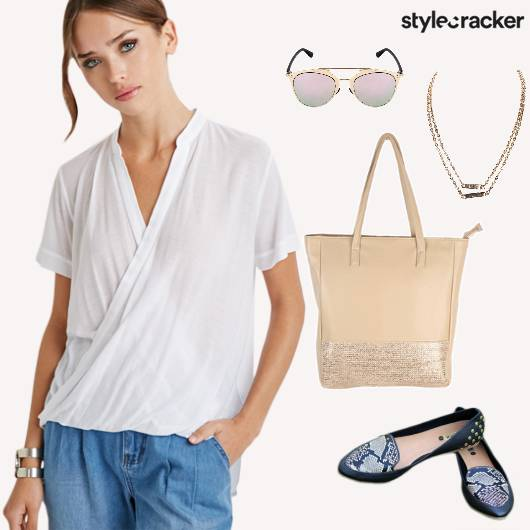 Summer Work Meeting Reflector Sunglasses - StyleCracker