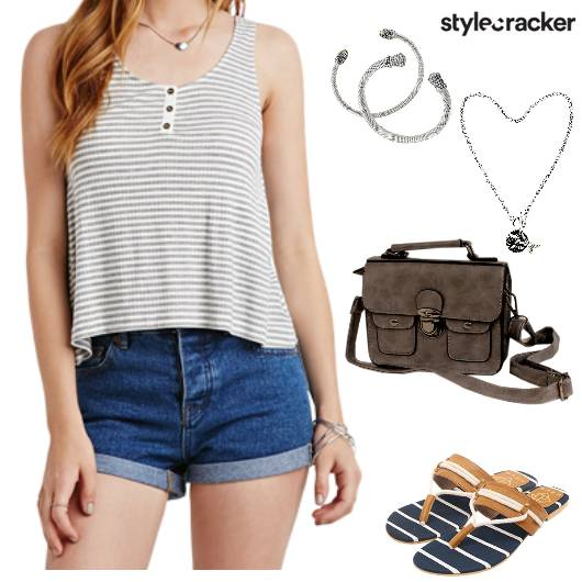 Casual Summer Dayout Shorts - StyleCracker